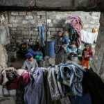 10 çocuklu Filistinli anne: Ramazanda tek yiyeceğimiz patates, domates
