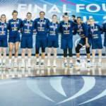 Fenerbahçe, FIBA EuroLeague'de üçüncü oldu!