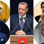 Erdoğan'ın karşısında kim aday olursa şansı ne olur?
