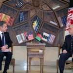 ABD Dışişleri Bakanı,  Afganistan'dan tekrar iç savaş yaşanmayacağını söyledi