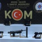 Adana'da silah kaçakçılığı operasyonunda 20 şüpheli gözaltına alındı