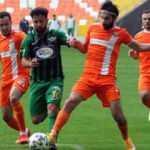 Adanaspor, Akhisarspor'u ateşe attı!