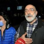 Ahmet Altan cezaevinden çıktı