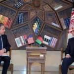 """Antony Blinken'den sürpriz """"Afganistan"""" ziyareti"""
