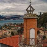 Beykoz'un 447 yıllık güneş saatli minaresi İstanbul'da tek!