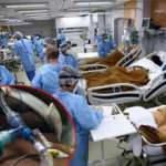 Brezilya'da ilaçlar tükendi, hastalar narkozsuz entübe ediliyor