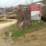 Bu köye seyyar satıcı ve dilenciler sadece cuma günü girebiliyor