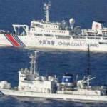 Çin'e ait iki gemi Doğu Çin Denizi'nde Japonya kara sularına girdi