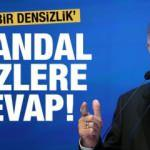 Cumhurbaşkanı Erdoğan'dan İtalya Başbakanına tepki