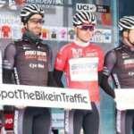 Cumhurbaşkanlığı Bisiklet Turu'nda ödüller dağıtıldı
