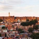 Dizi çekimlerinin doğal platosu: Diyarbakır'ın tarihi mekanları