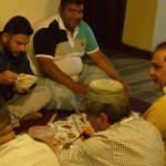 Ekvador'da ramazanın ilk günü