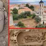 Arkeologlardan şaşkına çeviren keşif! Küp tabutların içinden cesetler çıktı