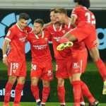 Gol düellosunda Sevilla, Celta Vigo'yu 4-3 yendi