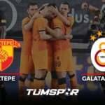 Göztepe Galatasaray maçı geniş özeti ve golleri (BeIN Sports) Aslan İzmir'de rahat kazandı!
