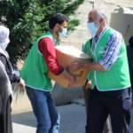 İHH Lübnan'da ramazanın ilk iki gününde 1300 aileye gıda yardımı yaptı