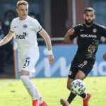Kasımpaşa-Malatyaspor maçında gol sesi çıkmadı!