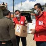 Kızılay'dan Ramazan'da gıda kolisi desteği