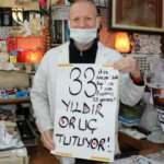 Kocaeli'de 53 yaşındaki adam 33 yıldır oruç tutuyor!