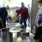 Kozan'da bin 100 aileye Ramazan boyu sıcak aş