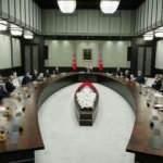 Kritik Kabine toplantısı başladı!