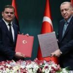 Libya hükümeti tam kadro Ankara'da! Türkiye ile yeni anlaşmalar