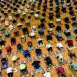 Malezya'da ilk teravih namazı kılındı