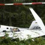 Paris'te uçak düştü! 4 ölü