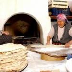 Ramazan'ın geleneksel yufkalarının yapımına başlandı