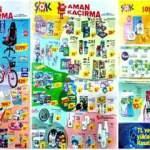 21 Nisan ŞOK Aktüel Kataloğu! Oyuncu seti, elektrikli ev aletleri ve elektronik ürünlerde...