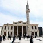 Teşvikiye Camii yeniden ibadete açıldı