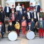 Tokat'taki çocuklara ilk oruç hediyesi