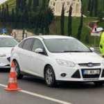 15 Temmuz Şehitler Köprüsü'nde kısıtlama denetimleri sürüyor