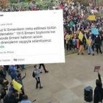 Boğaziçi eylemcileri sözde Ermeni soykırımına destek verdi!