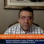 Abdullah Ağar'dan F-35 kararı yorumu: Stratejik bağımlılığımız resmen bitti