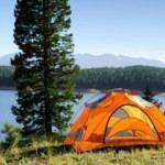 Akdeniz ve Ege'deki en güzel kamp alanları