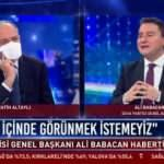 Ali Babacan HDP'ye göz kırptı: İlişki zeminimiz sıcak