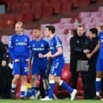 Arsenal evinde Everton'a kaybetti!