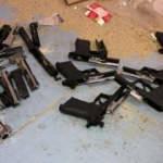 Bağcılar'da kaçak silah imalathanesine operasyon