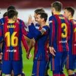 Barcelona, Getafe'yi 5 golle geçti!