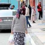 Başka mahalledeki markete gidenlere ceza!