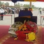 Çad Cumhurbaşkanı İdris Deby Itno son yolculuğuna uğurlandı