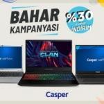 Casper'dan büyük bahar kampanyası