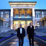 Cumhurbaşkanı Erdoğan, Oğuzhan Asiltürk ile iftarda bir araya geldi