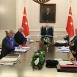 Erdoğan başkanlığında kritik toplantı! Açıklama yapıldı