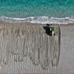 Dünyaca ünlü Konyaaltı Sahili sezona hazırlanıyor