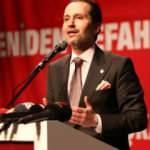 Fatih Erbakan: Meclis Kızılderili Soykırımını tanısın