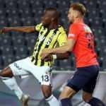 Fenerbahçe fişi ilk yarıda çekti!