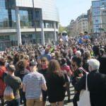 Fransa'da hükümetin işsizlik sigortası reformu protesto edildi