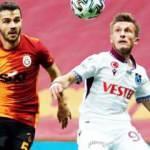 Galatasaray'a evinde Trabzonspor çelmesi!